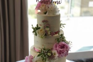 Kingstone Wedding Cake