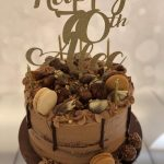 Alec's 70th Birthday Cake
