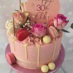 Chloe's 30th Birthday Cake