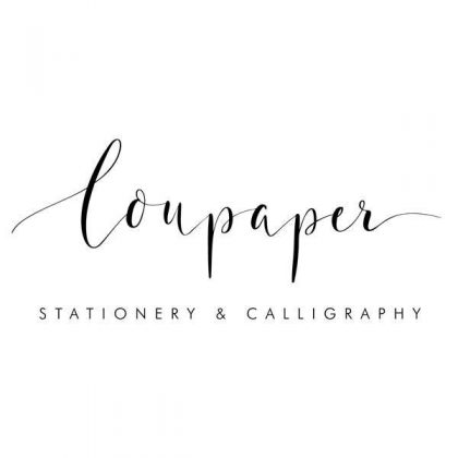 Lou Paper (Wedding Stationery and Calligraphy)