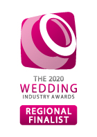 Wedding Industry Regional Finalist 2020