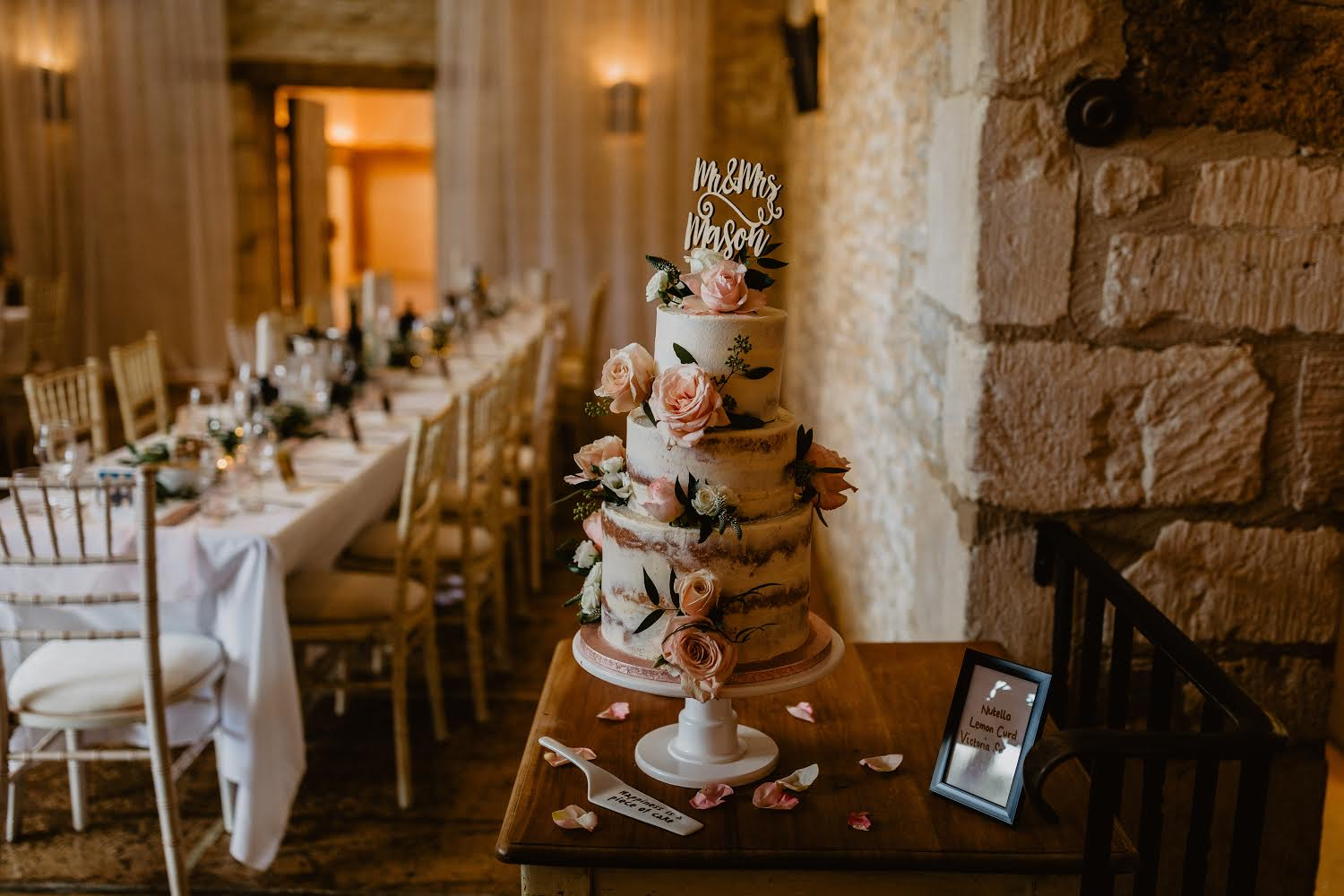 Winkworth Wedding Cake